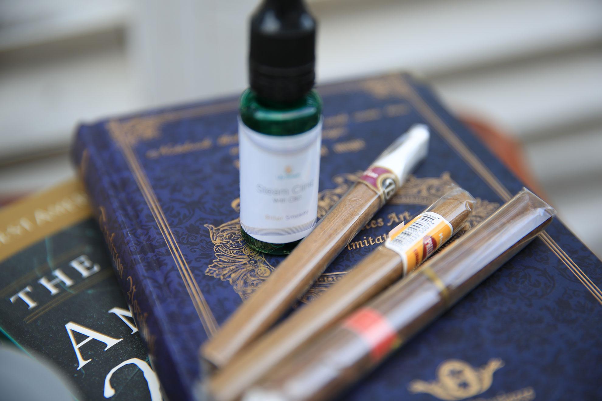 ご存知ですか?Vape(電子タバコ)を利用する理由、第一位は「健康」なんです。